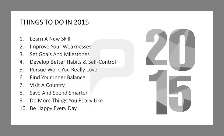 Begin 2015 with new goals and end the year with great achievement begin 2015 with new goals and end the year with great achievement for that toneelgroepblik Images