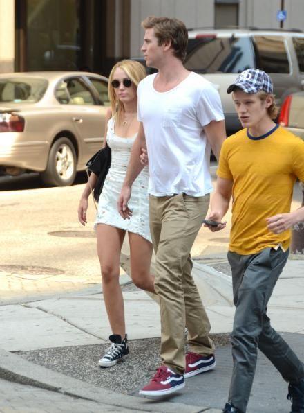 Miley cyrus lucas till dating