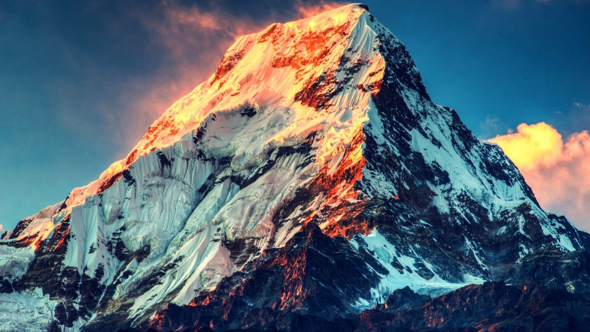 Pin by Cosmin Panfil on Landscape Photography | Snow mountain, Nepal