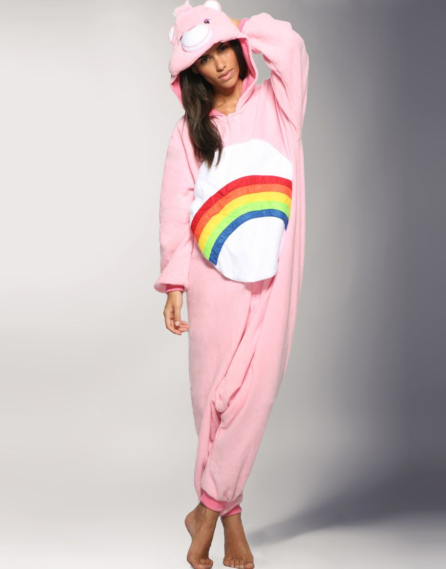 i want this costume of care bears ♥