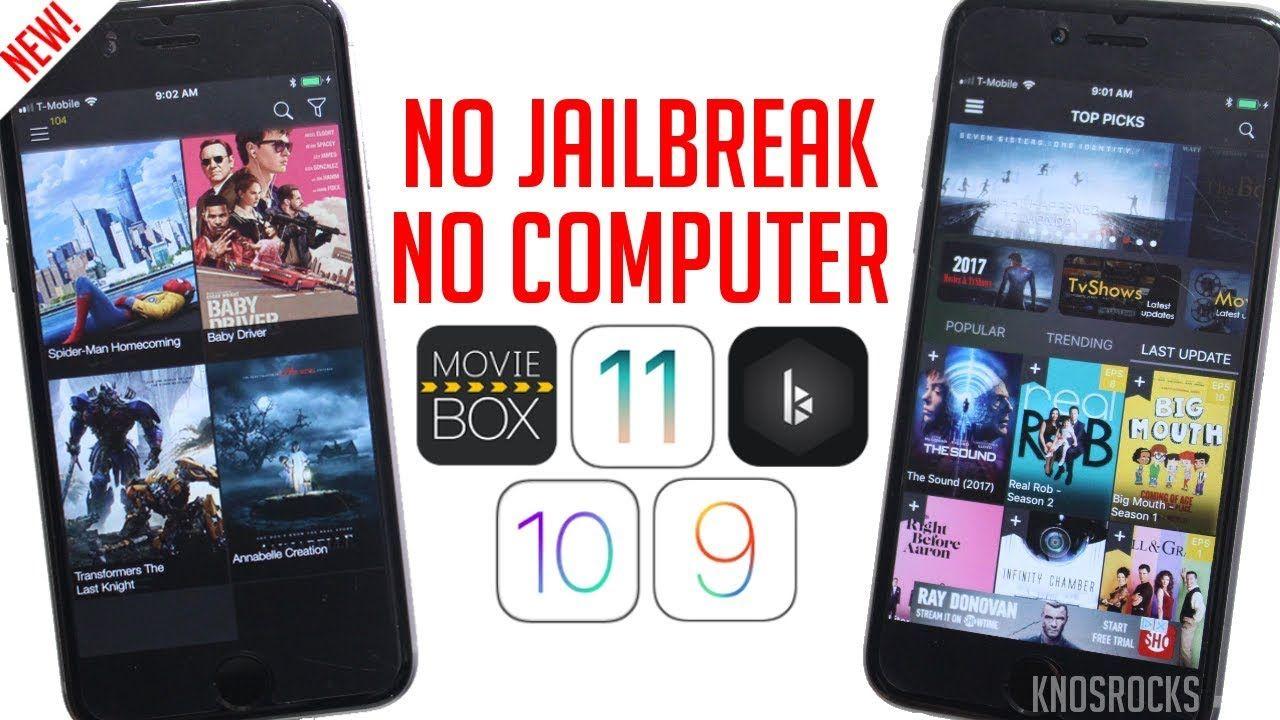 NEW!! Movie Box & Bobby Movie iOS 11.0.1 / 10 / 9 Free No
