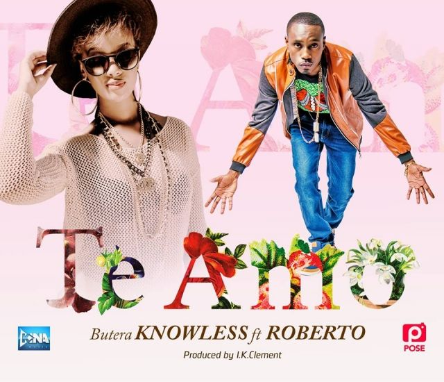 """a beautiful song """"TEAMO""""  of the rwanda queen BUTERA KNOWLESS and ROBERTO  from zambia. Big Tune loading!!!! Within 7 days"""