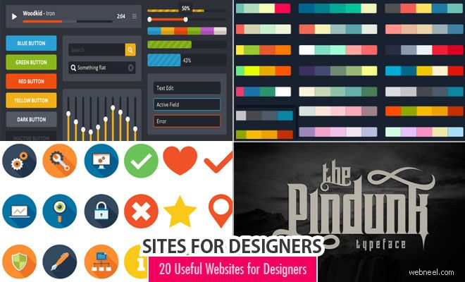 Top 20 Useful Websites For Graphic And Web Designers Nov 2018 Graphic Design College Web Design Cool Websites