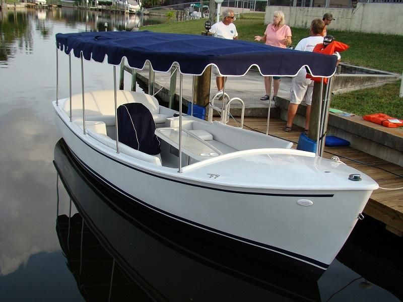2000 Duffy Electric Boats 21 Classic Sailboat For Sale In Florida Electric Boat Boats For Sale Boat Motors For Sale