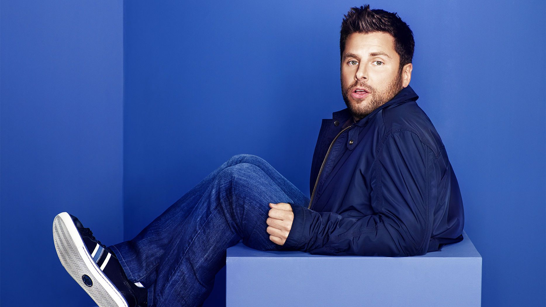 James Roday, the actor behind Psych's Shawn Spencer played