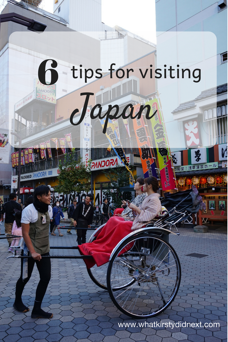 6 Useful Things To Know When Visiting Japan What Kirsty Did Next Travel Destinations Asia Singapore Travel Malaysia Travel