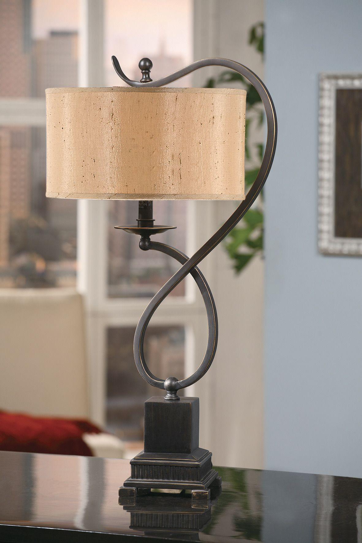 Echo Table Lamp Metal Table Lamps Lamp Table Lamp