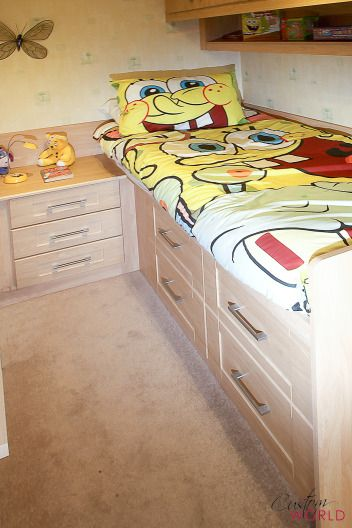 Best Cabin Bed For Small Childrens Bedroom With Of Course 400 x 300