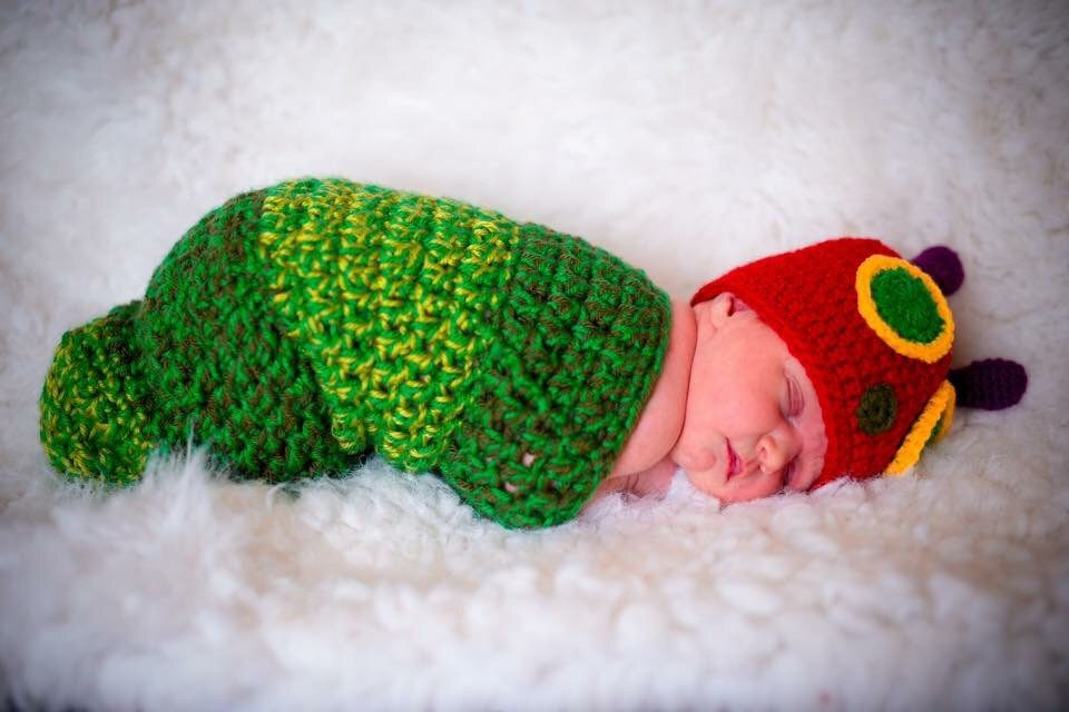 Crochet Cocoon {FREE PATTERN} By Ramsileigh Crochet | Ideas | Pinterest