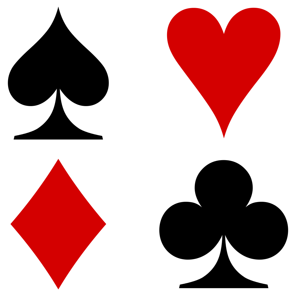 photo regarding Printable Deck of Cards known as added heavy printable deck of playing cards - Google Appear on line casino