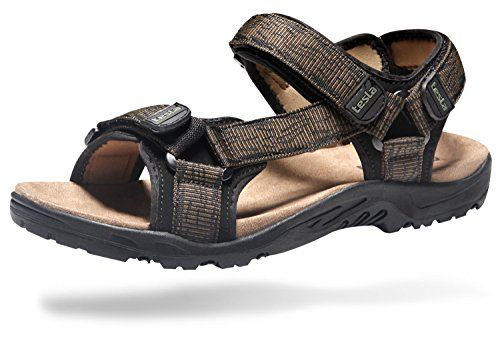 Mens Athletic Sandals Outdoor Strap Summer Beach Hiking Fisherman Water Shoes