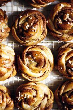 Spelt Cinnamon and Cardamom Buns #cardamombuns Spelt Cinnamon and Cardamom Buns | Apt. 2B Baking Co. #cardamombuns