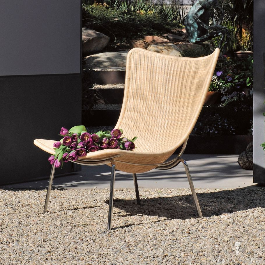 fibonacci collection ava lounge chair coveted Painting Outdoor Furniture Outdoor Furniture Orange