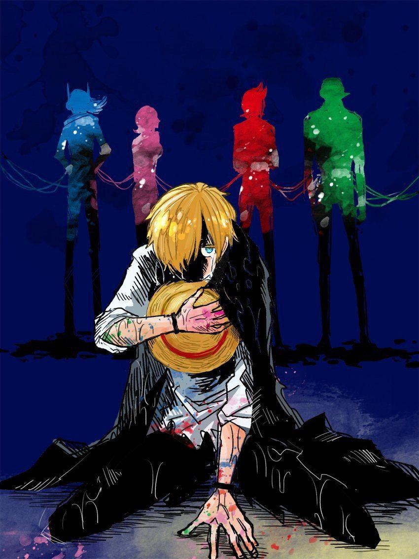 Vinsmoke Family Animation Japonaise One Piece Manga Animation