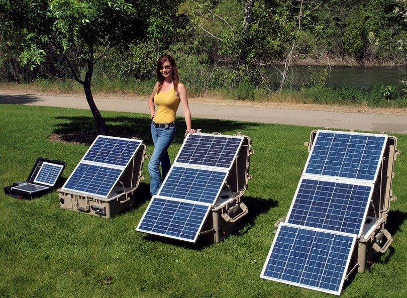 Best Portable Solar Generator On The Market Choosing Best Generator Kits Portable Solar Generator Solar Panels Solar Generator