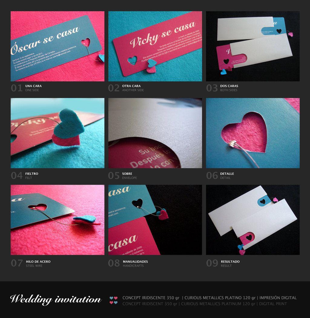 My wedding invitation by ~vikifloki