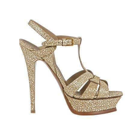 1505c74c192 YSL. The most comfortable shoes ever! | Shoes | Shoes, Metallic ...