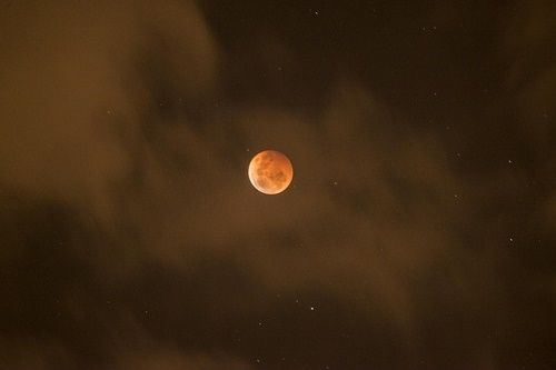 blood moon lunar eclipse virgo - photo #19