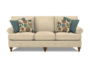 Clayton Marcus Living Room Gerrard Sofa 1041 02 at Strobler Home