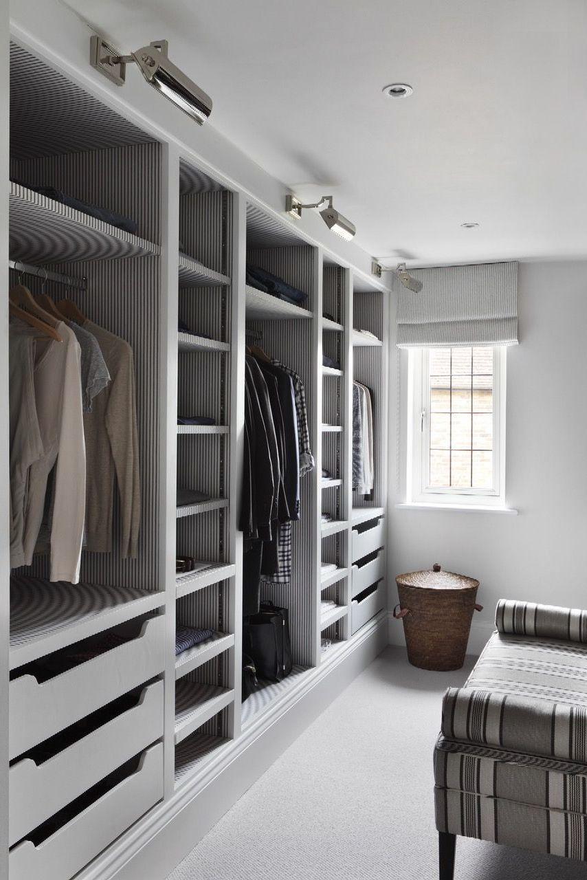 Closet: 19 Photo Design Ideas