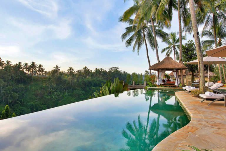 5 adembenemende infinity pools in Bali | CheapTickets.be