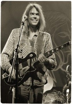 Neil Young, London
