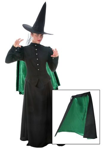 Step out in style as a scary witch with an Adult Witch Cape. Itu0027ll take your look from evil to devilishly fashionable.  sc 1 st  Pinterest & Step out in style as a scary witch with an Adult Witch Cape. Itu0027ll ...