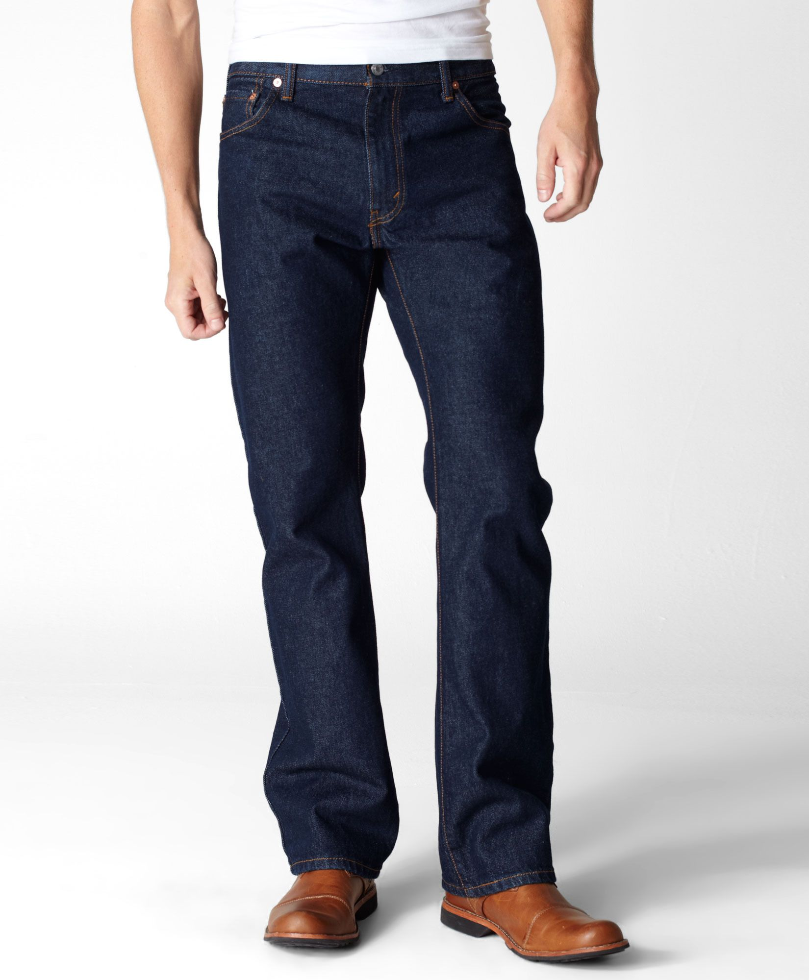 Mens jeans, Denim jeans