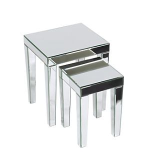 Ave Six 20.8 x 18 Reflection Tables