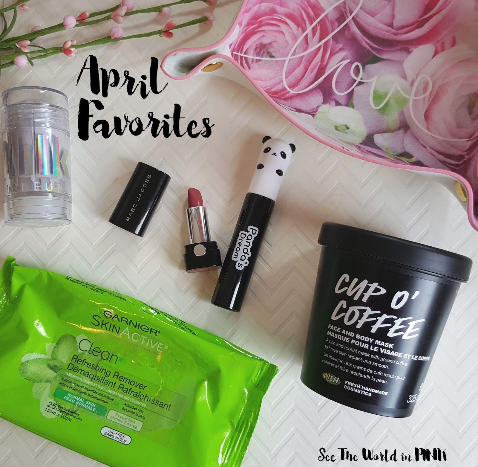April 2017 Monthly Favorites! Milk makeup holographic