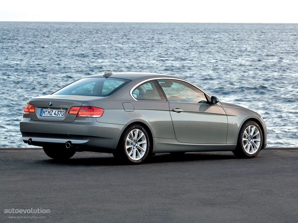 BMW 3 Series Coupe E92