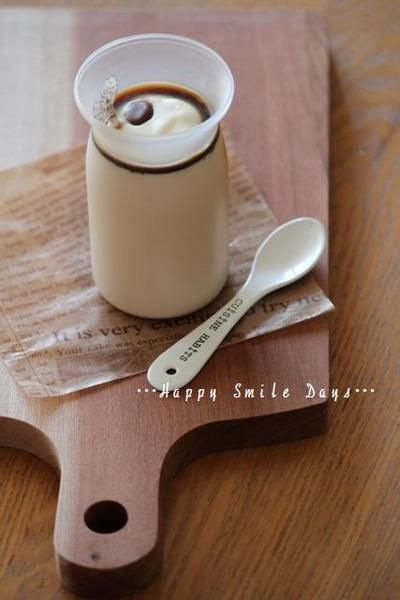 コーヒーミルクプリン プリン レシピ コーヒー