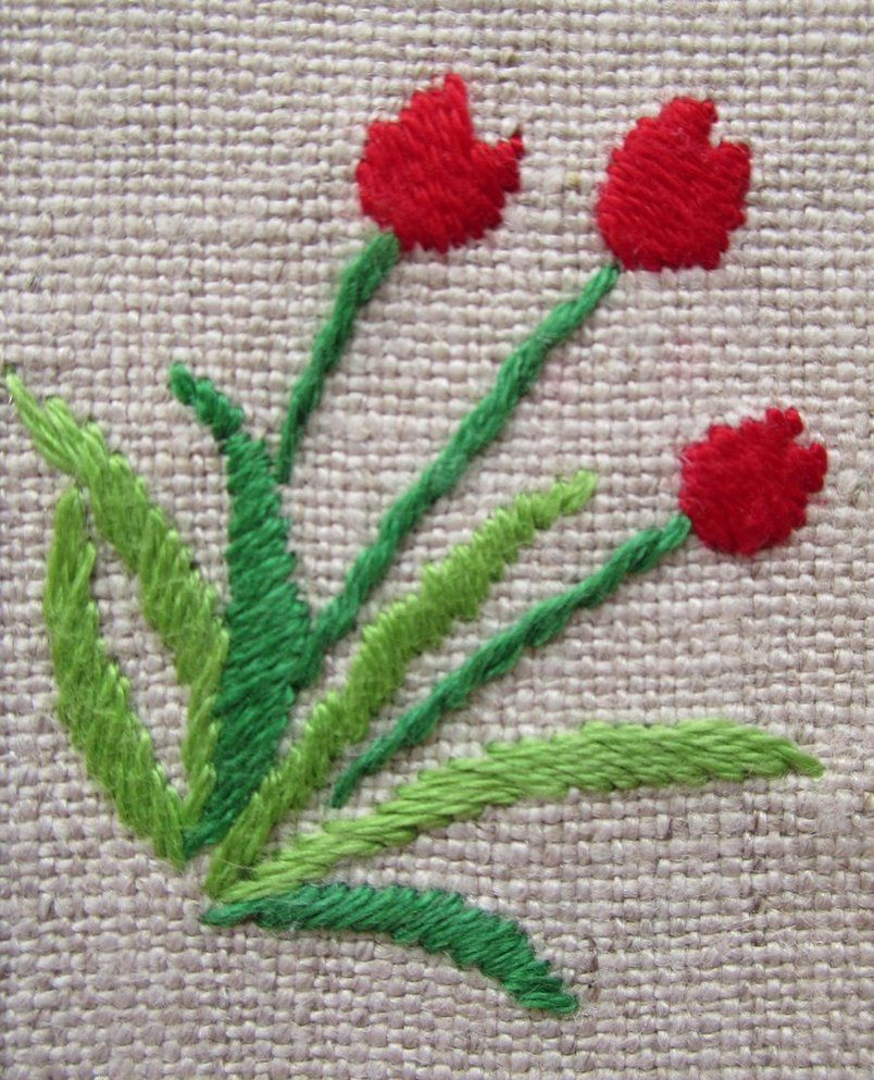 Hand embroidery greeting card by peacockbox on deviantart crazy hand embroidery greeting card by peacockbox on deviantart kristyandbryce Image collections