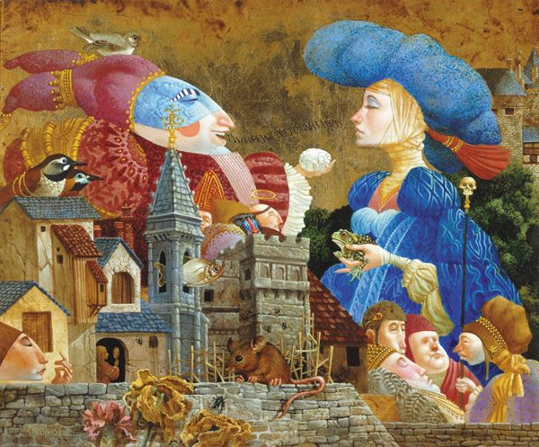 Vanity By James Christensen Fantasy Art