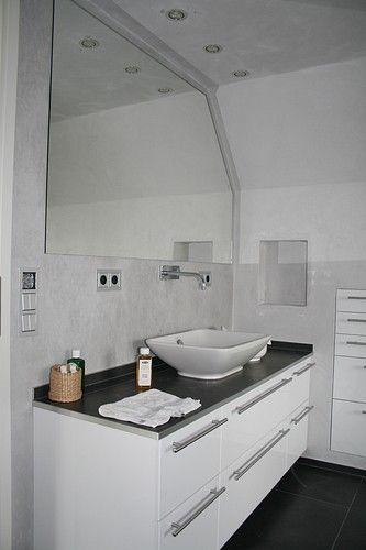 Fugenlose Badgestaltung Mit Marmorino Spachteltechnik Wandgestaltung Badgestaltung