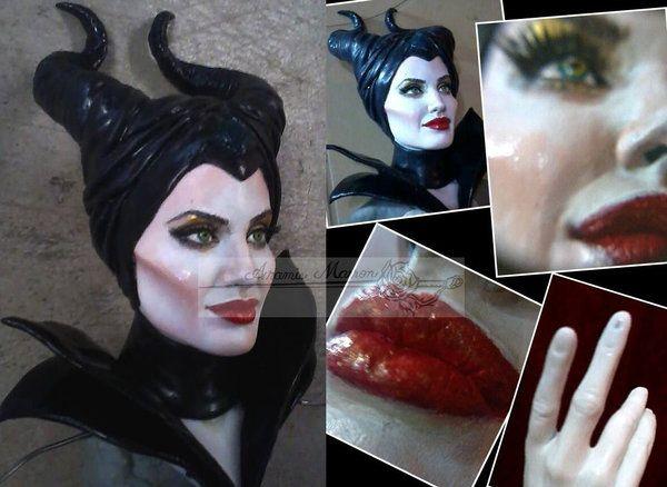 maleficent by aramismarron on deviantART