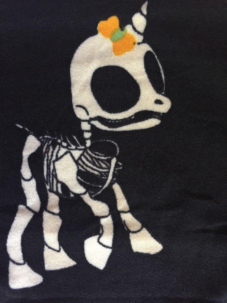 f05dc17e17802c Lularoe OS Unicorn Skeleton Leggings Halloween Black Yellow Bow One Size  LLR | eBay