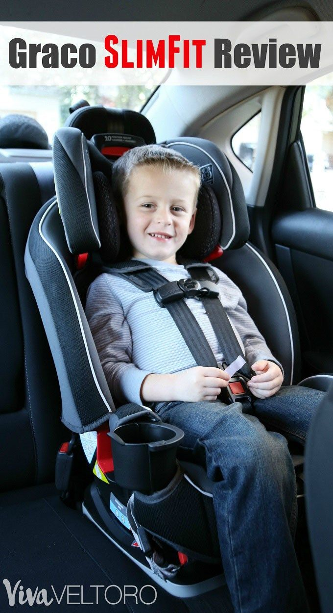 Check Out The Graco SlimFit Space Saving All In One Convertible Car Seat Its Got Cup Holders That Fold For More ExtendTheTrip AD