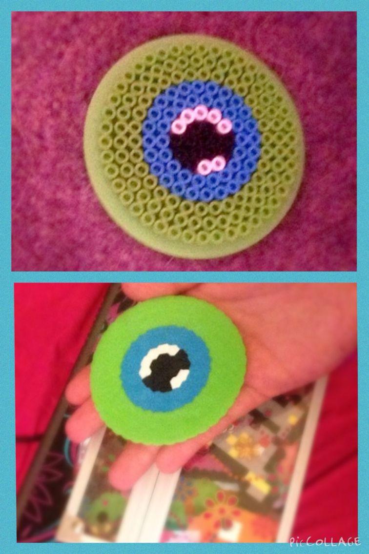 Jacksepticeye Perler Beads Septic Eye Sam