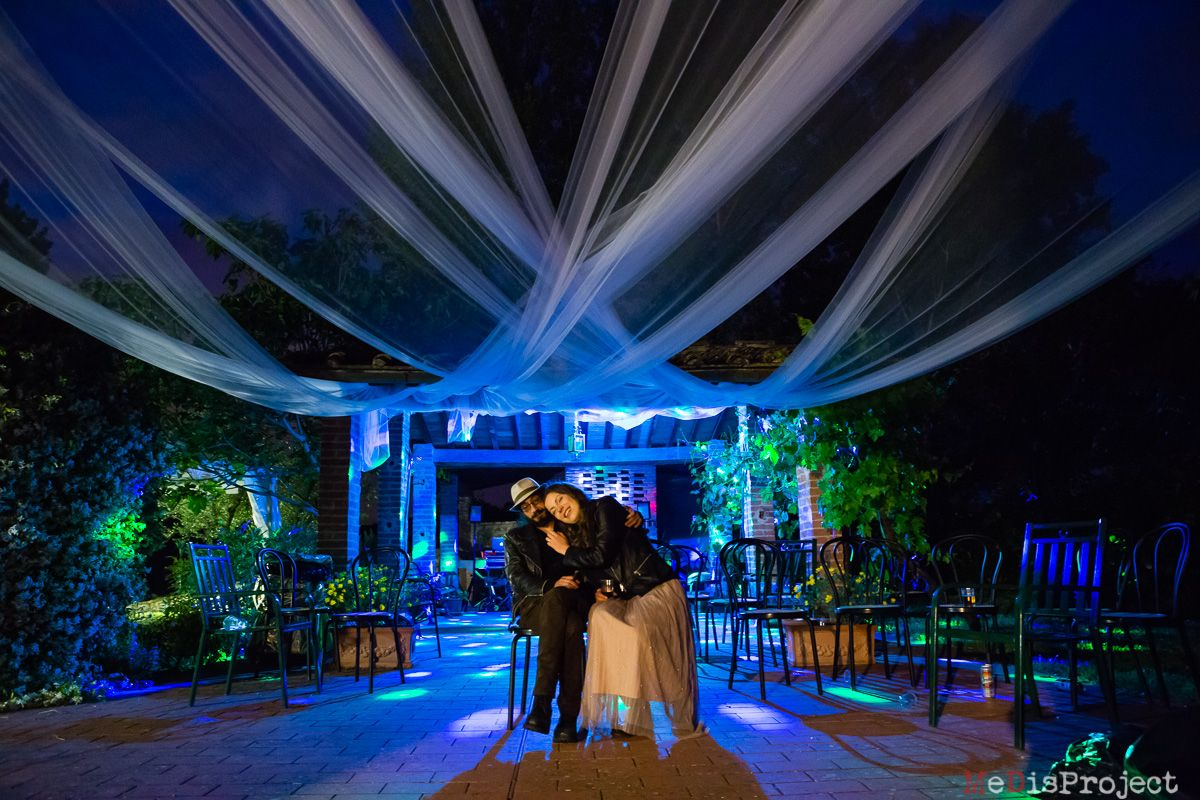 unconventional wedding in Tuscany more here http//www