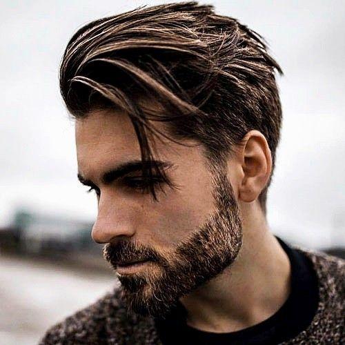 19 Schone Mittellange Frisuren Fur Manner In 2020 Frisuren Mittellange Haare Manner Herrenfrisuren