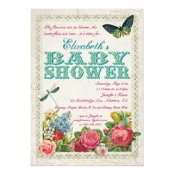 Beautiful butterfly baby shower invitations perfect for a springtime beautiful butterfly baby shower invitations perfect for a springtime baby shower filmwisefo