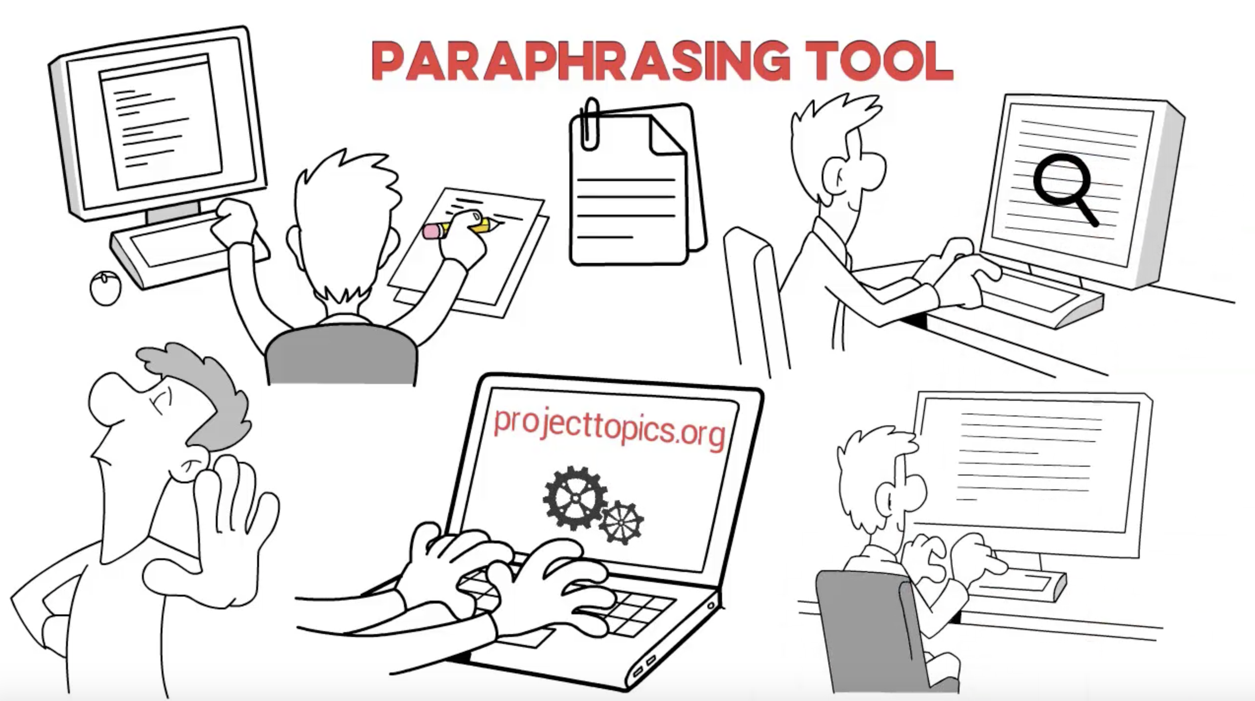 Best Paraphrasing Tool To Rewrite Your Content In 2020 Grammatical Error Paraphrase Summary And