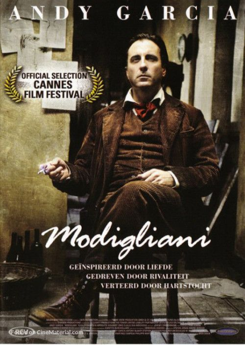 modigliani film