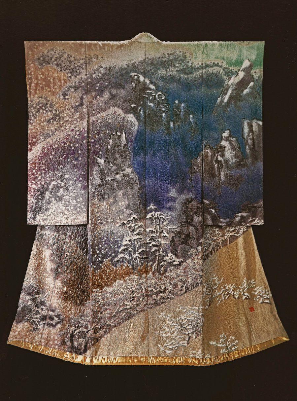 itchiku kubota Google Search Kimono fashion, Japanese