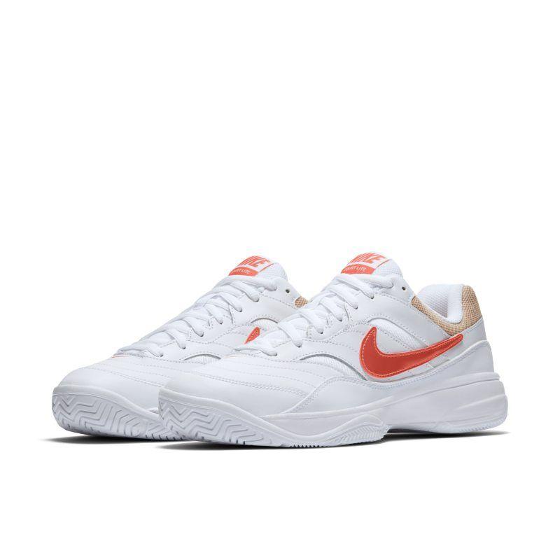 Nikecourt Lite Men S Hard Court Tennis Shoe White Tennis Shoes Mens Tennis Shoes Sneakers Nike