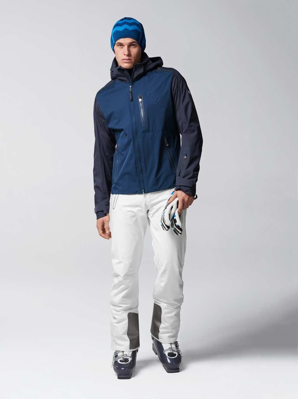 46992c4f32 Bogner Men Paolo T 3L Ski Jacket - Navy