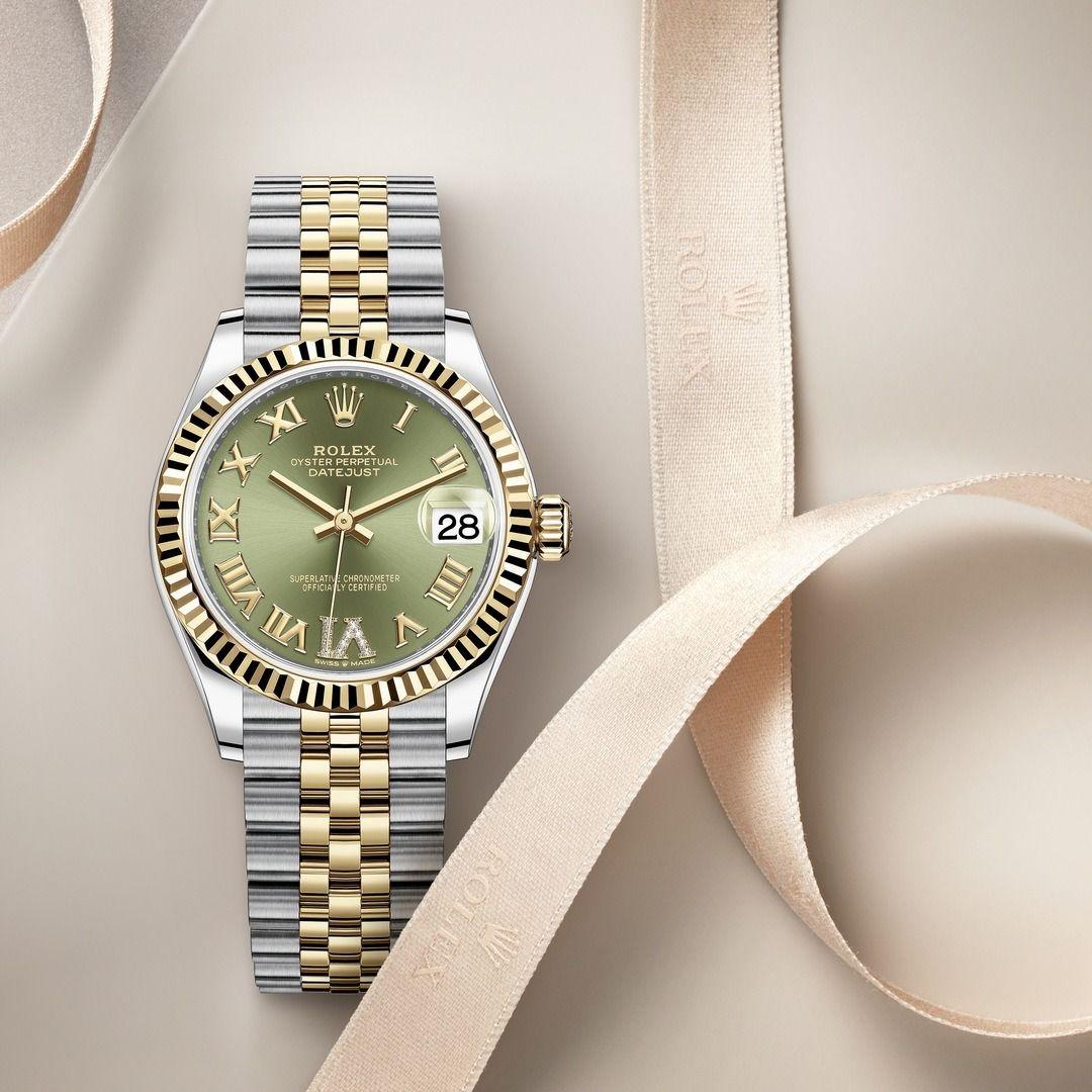 Rolex Datejust 31   Rolex watches, Rolex watches women, Rolex