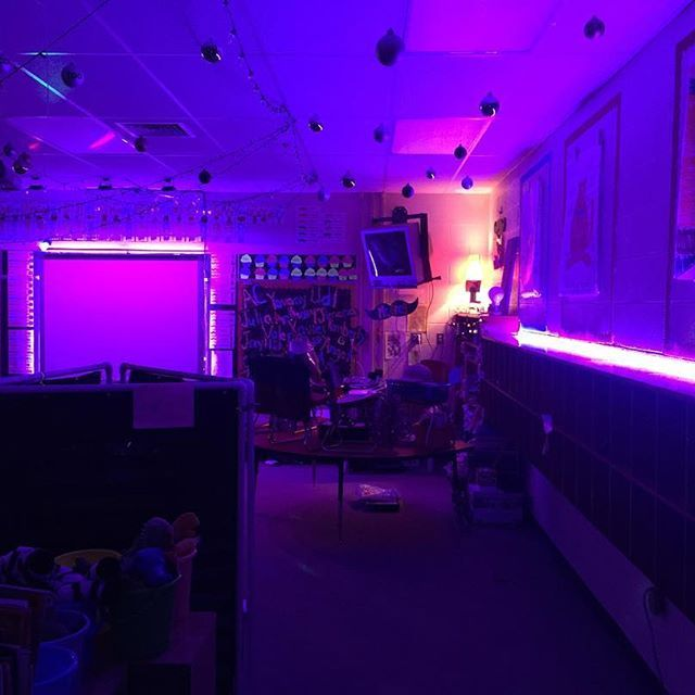 My Staches Are Going To Love The New Lights In Our Classroom They Re Led Strips That Change Colo Led Strip Lighting Kindergarten Smorgasboard Strip Lighting