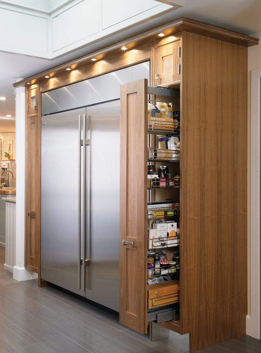 Farmhouse Pantry Storage Ideas